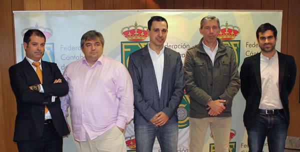UNEATLANTICO colabora con las 'Jornadas de Actualización y Reciclaje' que organiza el Comité Cántabro de Entrenadores
