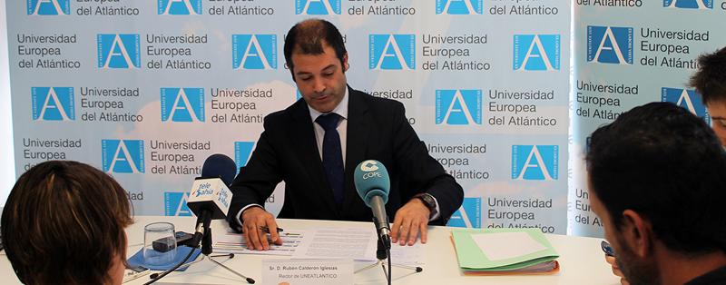La Universidad Europea del Atlántico recibe los primeros informes definitivos de la ANECA, todos ellos favorables