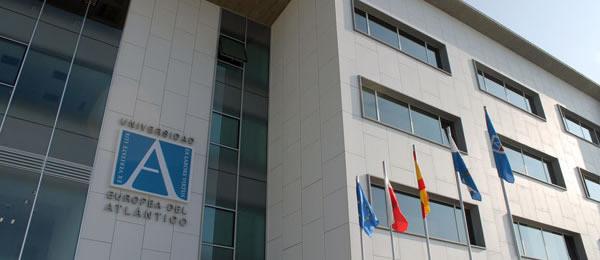 La Universidad Europea del Atlántico inicia su actividad académica el lunes con más de 350 alumnos matriculados