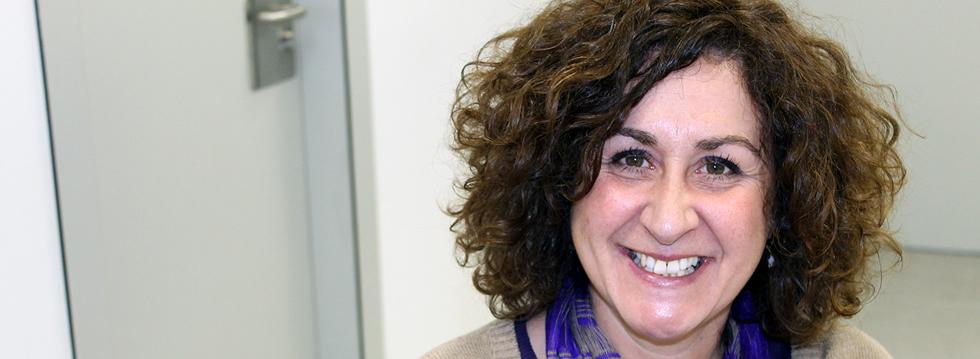La profesora Ana de Diego interviene hoy en una jornada dedicada a la experiencia de las mujeres en puestos directivos