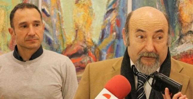 Inaugurada en León la exposición 'Angels' de Muxart