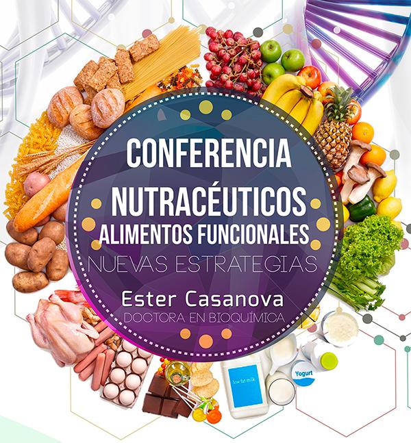La profesora de Nutrición Ester Casanova imparte hoy una conferencia sobre alimentos funcionales en México