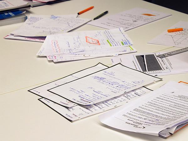 Los alumnos de UNEATLANTICO terminan mañana los exámenes correspondientes al primer semestre