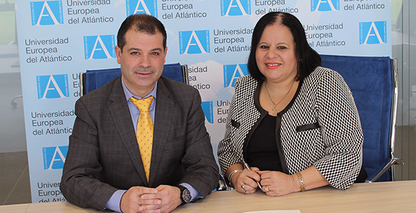 UNEATLANTICO firma un acuerdo de cooperación académica con la Universidad Internacional Iberoamericana de Puerto Rico