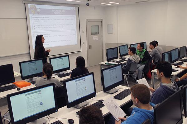 Alumnos de UNEATLANTICO participan esta semana en un proyecto europeo sobre habilidades sociales