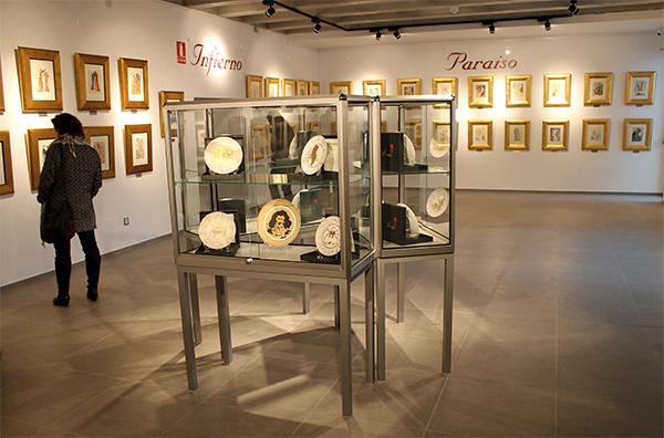 UNEATLANTICO inaugura el lunes su sala de exposiciones con una colección exclusiva de 100 grabados originales de Dalí