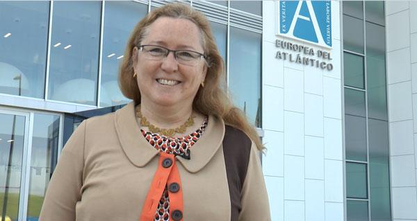 La profesora Kim Griffin imparte en UNEATLANTICO una conferencia sobre motivación en el aula de lenguas extranjeras