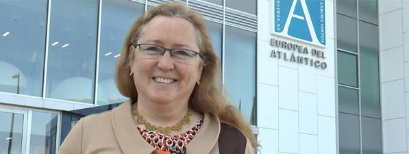 Kim Griffin inaugura mañana las II Jornadas de Orientación Profesional de la Universidad Europea del Atlántico
