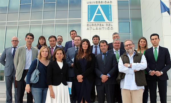 La Asociación Española de Dirección y Desarrollo (AEDIPE) en Cantabria celebra su junta mensual en UNEATLANTICO