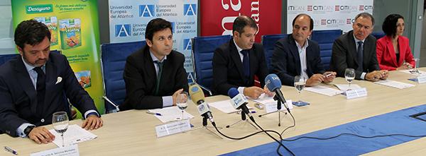 UNEATLANTICO promueve en Cantabria la creación de un clúster en innovación alimentaria