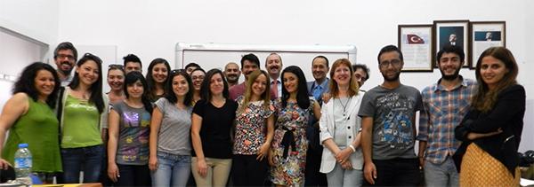 Actualización didáctica para profesores de español en Turquía