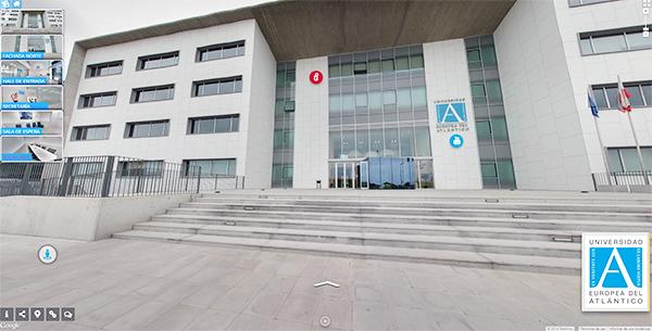 La Universidad Europea del Atlántico abre sus puertas 24 horas al día durante todo el año