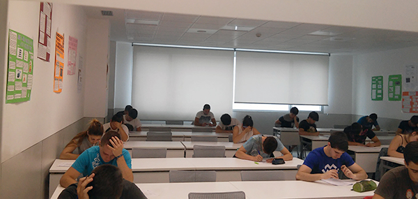 Convocatoria extraordinaria de exámenes en UNEATLANTICO