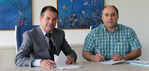 UNEATLANTICO y el Colegio Oficial de Ingenieros Técnicos Agrícolas de Cantabria acuerdan trabajar conjuntamente