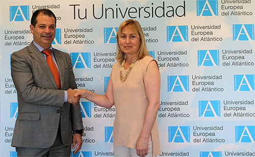 UNEATLANTICO y el Colegio Oficial de Psicología de Cantabria estrechan lazos