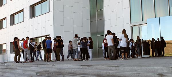 UNEATLANTICO inicia el lunes el curso 2015-2016 con más de 750 alumnos matriculados en 11 grados oficiales