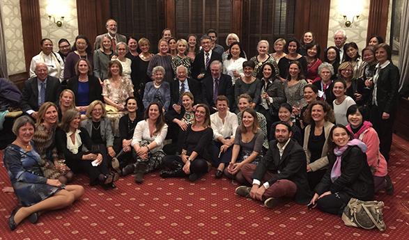 Profesora de UNEATLANTICO participa en un encuentro internacional en la Harvard Medical School