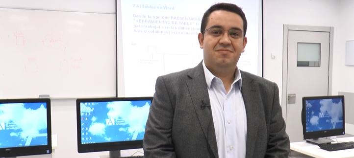 Juan Jesús Tortajada explica las claves de la participación de los estudiantes de informática en las Jornadas Tecnológicas de El Diario Montañés