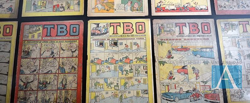 Supermán, Mafalda y el Capitán Trueno reviven en la exposición de Uneatlántico sobre el mundo del cómic