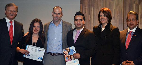 El Consejo de Empresas Americanas (CEA) beca a dos estudiantes colombianos para cursar el grado en Ingeniería Informática en UNEATLANTICO