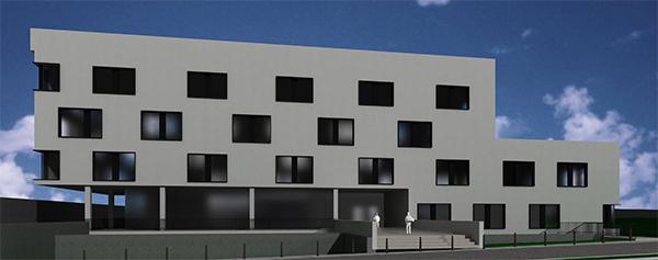 La Universidad Europea del Atlántico invertirá 17,5 millones de euros en su nueva residencia de estudiantes en el Pctcan