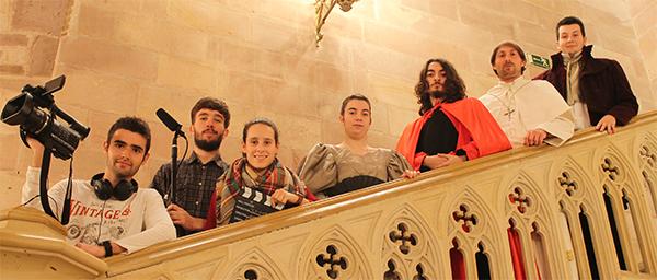 El grupo de teatro de UNEATLANTICO representará 'El sueño de una noche de verano' durante el mes de mayo