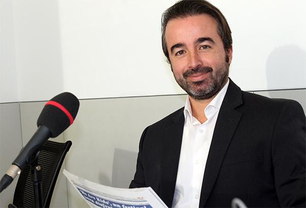 """El profesor de ADE de UNEATLANTICO, Juan Luis Vidal, intervendrá en la tarde de hoy en el programa """"Economía sin complejos"""" en Onda Cantabria."""