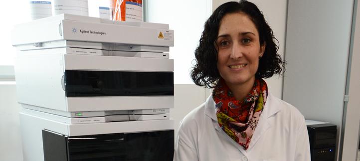 La Dra. Sámano nos presenta los nuevos cromatógrafos de CITICAN para efectuar analíticas de gran precisión