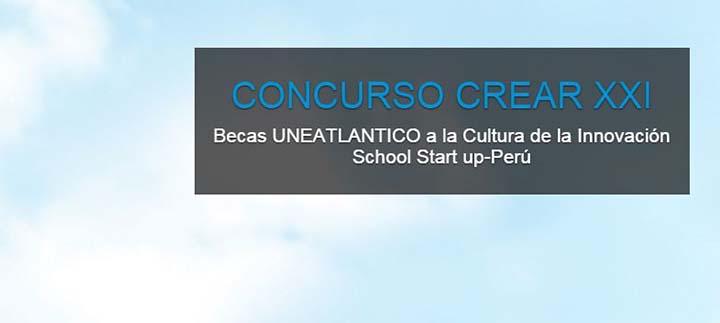 La Universidad Europea del Atlántico convoca el concurso de innovación CREAR XXI dirigido a escolares peruanos