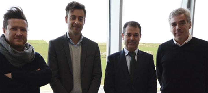 El grupo municipal regionalista del Ayuntamiento de Santander visita el campus de UNEATLANTICO