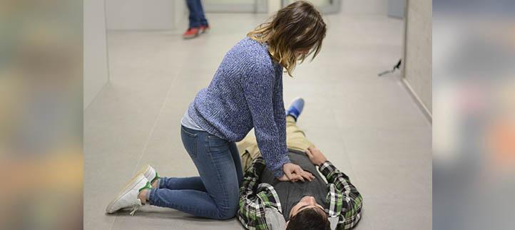 El Servicio de Deportes organiza un curso de primeros auxilios para intervenir en caso de urgencia