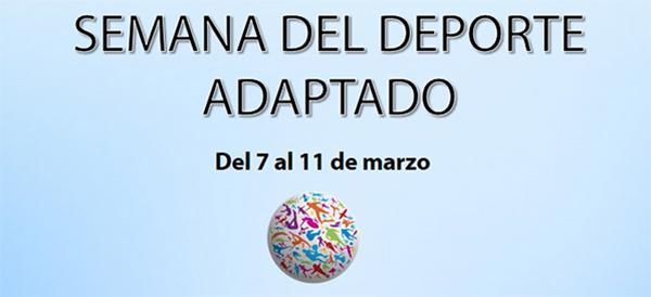 La Universidad Europea del Atlántico celebra del 7 al 11 de marzo la semana del deporte adaptado