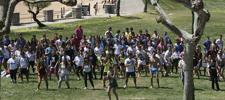 Teatro, torneos deportivos y concursos de tortilla, fotografía y microcuentos para celebrar el Día de la Universidad