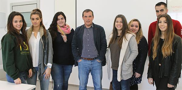 Manuel Casino comparte su experiencia como periodista y profesional de la comunicación en UNEATLANTICO