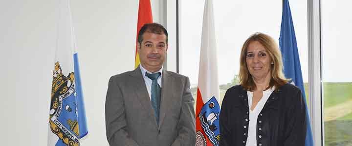 La Universidad Europea del Atlántico y la Asociación de la Prensa de Cantabria firman un convenio de colaboración