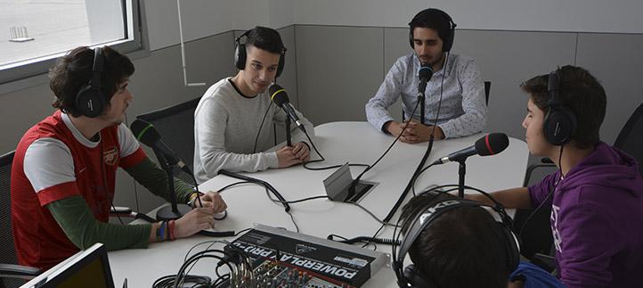 Nace UNERADIO, un proyecto de radio digital en la que harán prácticas los estudiantes de Comunicación
