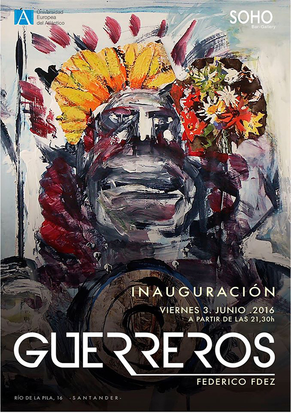Guerreros_Federico_Fernández