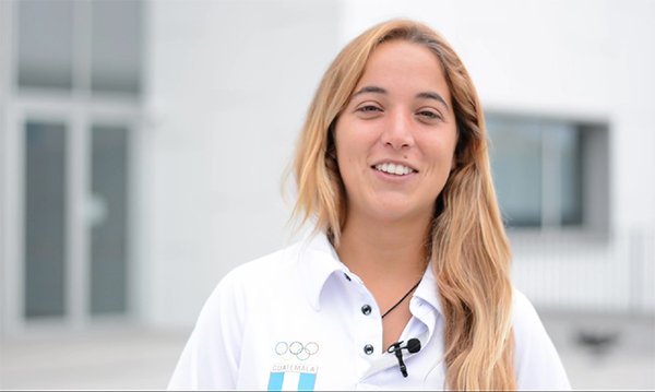 """Mariana Morales: """"Lamento que se esté dando una publicidad pésima de los Juegos Olímpicos de Río de Janeiro"""""""