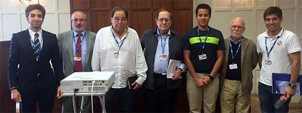 Alumnos de ADE de UNEATLANTICO asisten a un curso de la UIMP becados por Navantia y Técnicas Reunidas