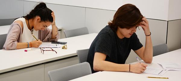 Hoy comienzan los exámenes extraordinarios en la Universidad Europea del Atlántico