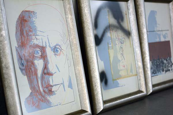 UNEATLANTICO rinde homenaje a Picasso