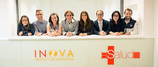 El Instituto de Osteopatía de Valencia (INOVA) presenta la quinta edición de un máster acreditado por UNEATLANTICO