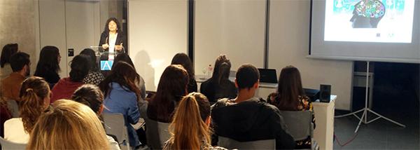 """Lidia Cámara: """"Me he convertido en una activista social y eso tiene mucho que ver con las charlas TED"""""""