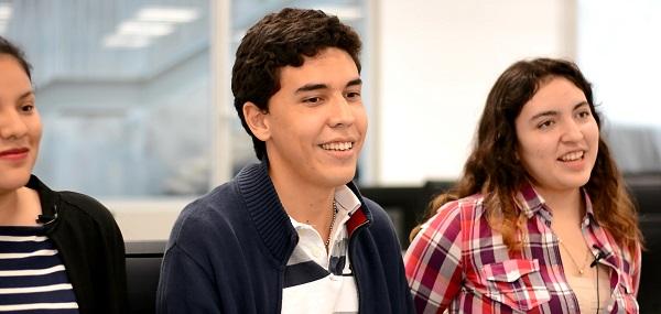 Tres estudiantes mexicanos nos cuentan sus primeras impresiones sobre UNEATLANTICO y la ciudad de Santander