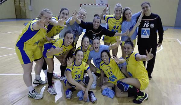 Brillante victoria del UNEATLANTICO Pereda en la isla de Fuerteventura por 23-26