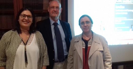 La profesora Araceli Alonso participó en la reunión de trabajo Landlex sobre lexicografía europea celebrada en Lisboa