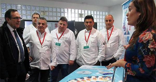 UNEATLANTICO presenta su nuevo grado en Ciencias Gastronómicas en un congreso en Torrelavega
