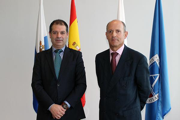 UNEATLANTICO empieza a colaborar con el Colegio Oficial de Titulados Mercantiles y Empresariales de Cantabria