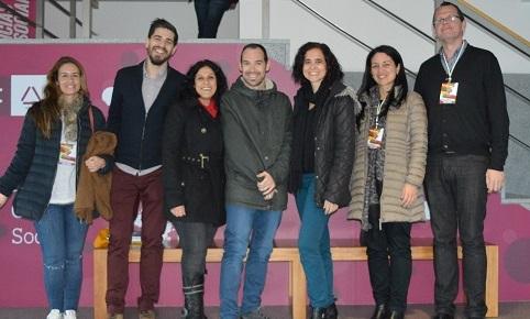 UNEATLANTICO participó en el I Encuentro Ibérico de Radios Universitarias celebrado en la ciudad portuguesa de Braga