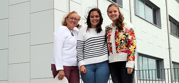 Dos alumnas participarán en el próximo simulacro de la Asamblea General de las Naciones Unidas